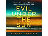 Evil Under The Sun - second hand paperback