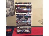 Job lot DVDs in good condition