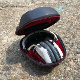 Mint condition V-Moda CROSSFADE LP 2 headphones with case 2 leads Dj