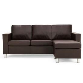 Brand new + Boxed Zara Universal Chaise Sofa Couch