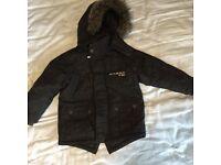 Next Parker Coat (Age 5)