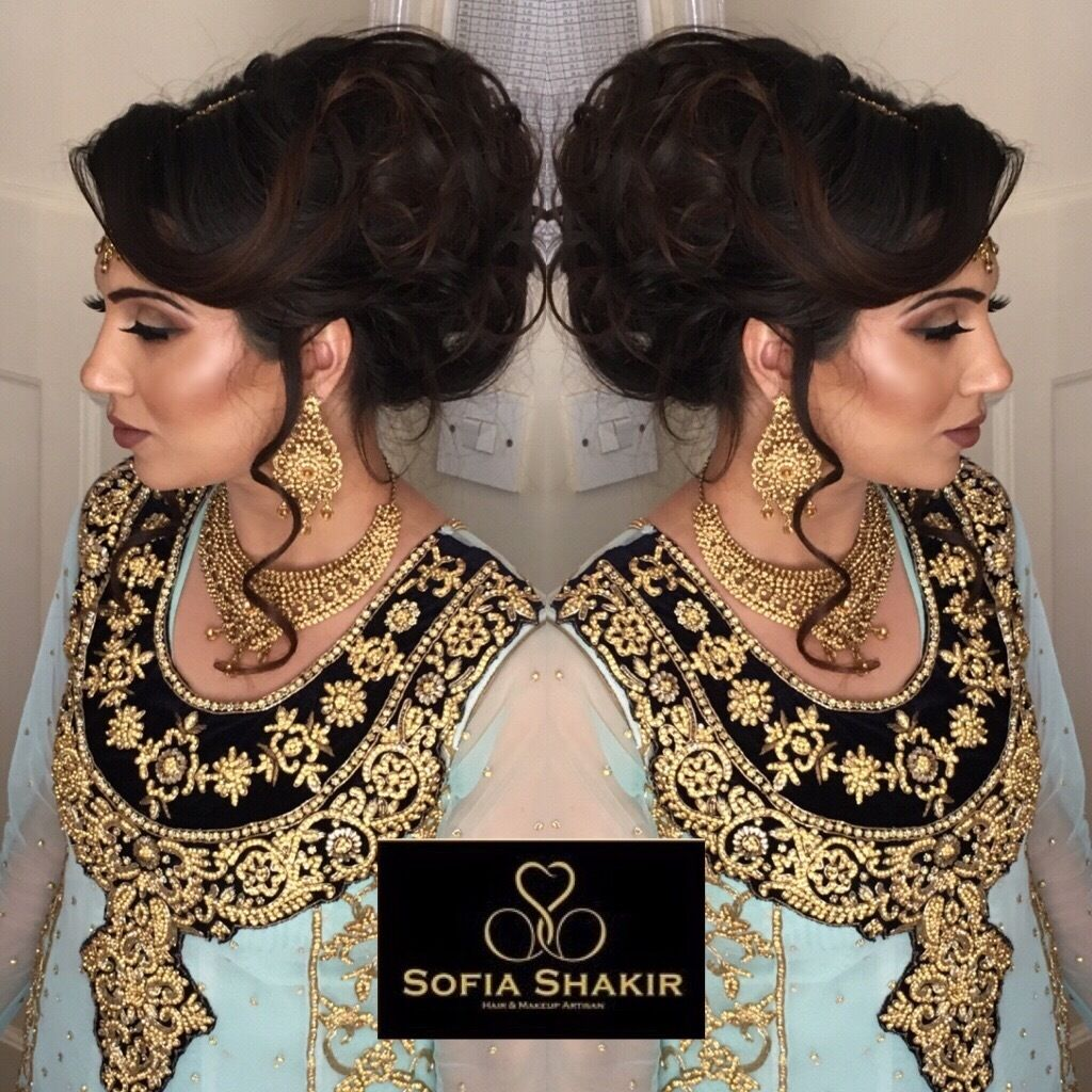 FREE ASIAN BRIDAL MAKEUP FREE PARTY MAKEUP CONSULTATION HAIR - Asian hairstyle party