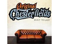 ORIGINAL Chesterfield 3 Seater Sofa