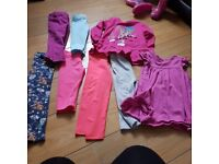 2-3 clothes all different