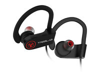 NEW Treblab XR100 hd Bluetooth Running Earphones
