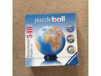 Puzzle Ball World Globe