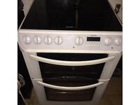 Hotpoint electric cooker 60 cm wide