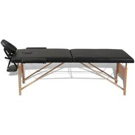 Portble massage bed