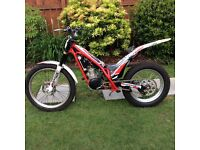 Gas Gas 125 trials bike
