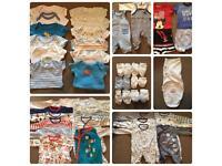 Baby boy clothes 0-3