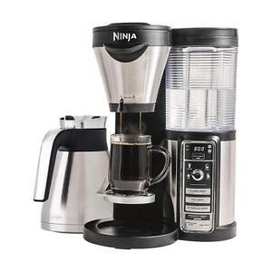 Ninja CF085C Coffee Bar Brewer, Silver