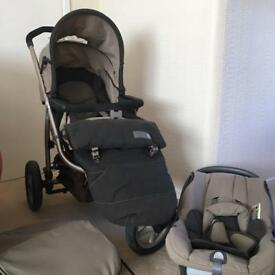 Mamas & Papas pushchair +