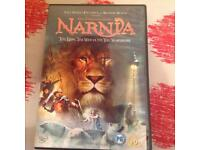 Narnia the lion the witch and the wardrobe/ prince caspian DVDs