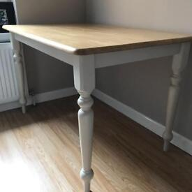 Desk / Table for sale - refurbished in good condition