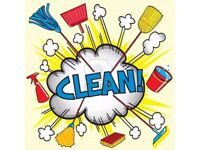 Cleaning service!