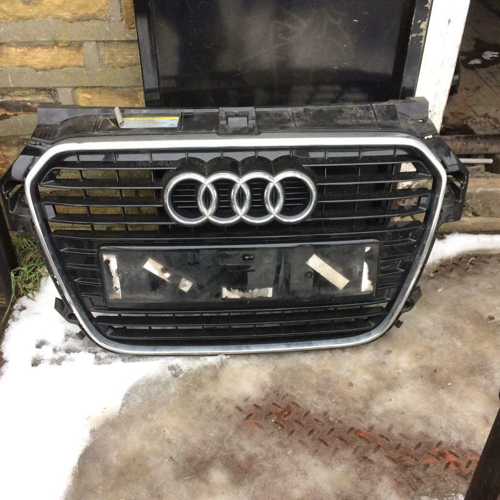 Audi A1 Front Bumper Grill 2011 2012 2013 2014 2015 50 In Bradford West Yorkshire Gumtree