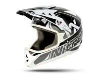 New Nitro Raider Kids Motocross Helmet