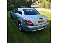 Mercedes SLK 350 Auto Fully Loaded