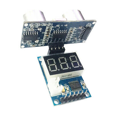 Ultrasonic Module Hc-sr04 Distance Display Sensor Detection For