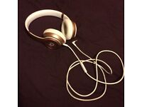 special edition rose gold beats headphones