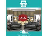 😝New 2 Seater £229 3 Dino £249 3+2 £399 Corner Sofa £399-Brand Faux Leather & Jumbo Cord𣠕A8