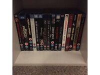 Blu-Ray Dvd's