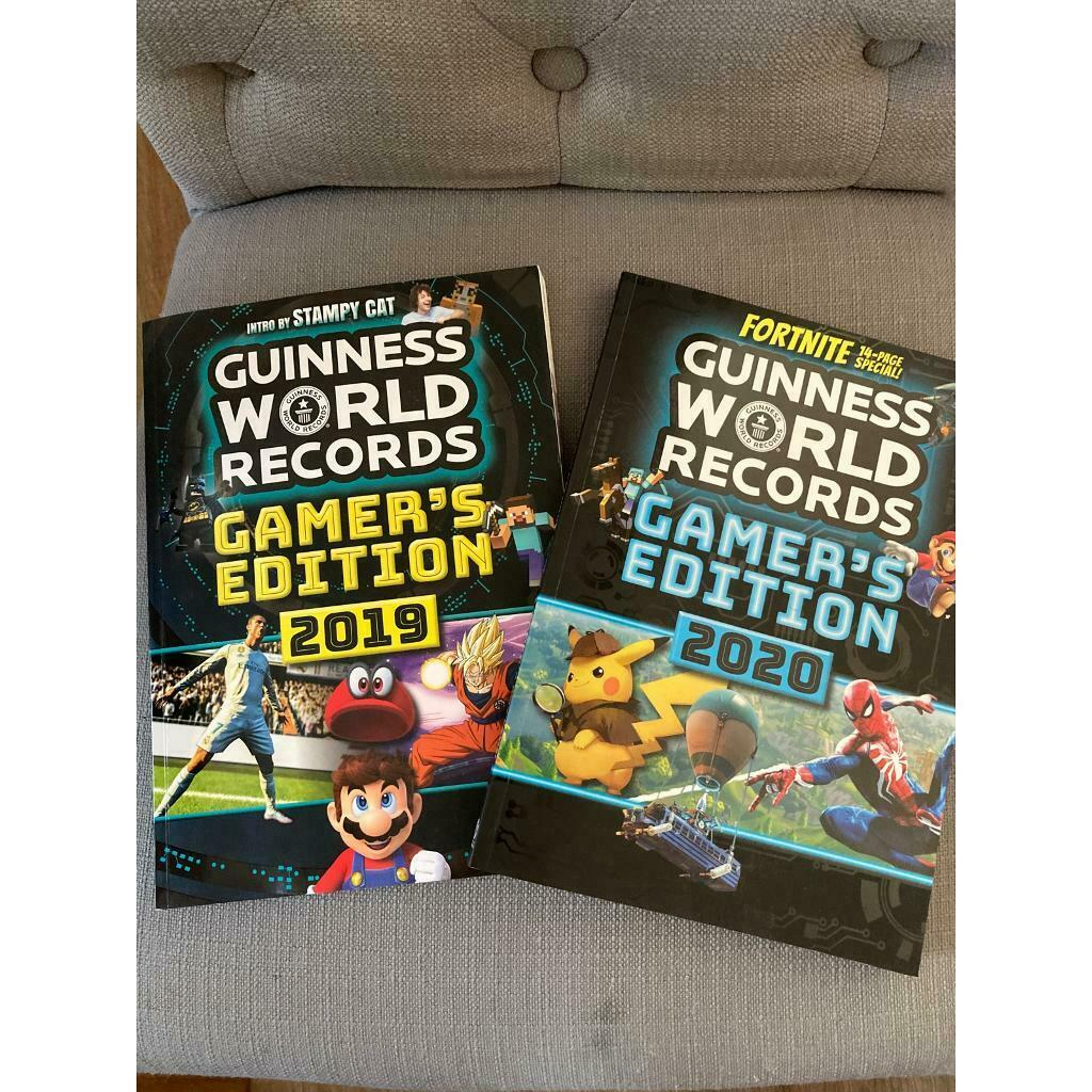 Picture of: Guinness World Records Gamer Editions In Southampton Hampshire Gumtree