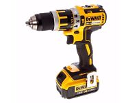 Dewalt 18V XR Brushless Compact Lithium-Ion Combi Drill BRAND NEW