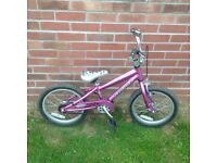Girls first bike - Hotrock made by Specialized
