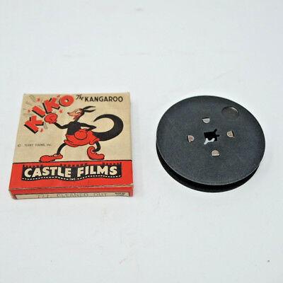 Kiko The Kangaroo- Cleaned Out Castle Film (777)