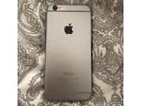 Space grey iPhone 6 , 64g