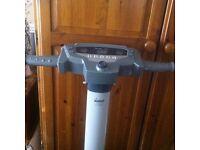 Carl Lewis Vibration Plate Exercise Machine - Hardly Used