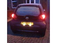 Toyota Aygo 1.0 Very low mileage 28,000. Pristine condition. MOT