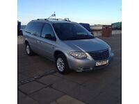 Chrysler Grand Voyager 7 seats 2.8 Auto