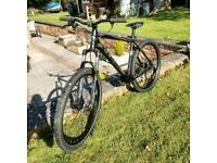 Cube aim 27.5 like Kona. Marin. Specialized. XC mountain bike. Rockshox. Super lightweight