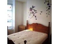 VERY SPACIOUS AND NEWLY DECORATED DOUBLE ROOM NEAR CITY CENTRE - NEW BED ON DELIVERY