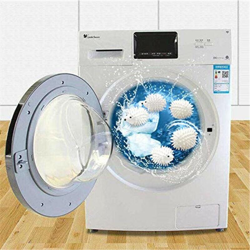 3PCS Hedgehog Dryer Ball Reusable Dryer For Dryer Machine An