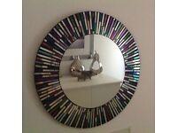 Pretty Mosiac Mirror