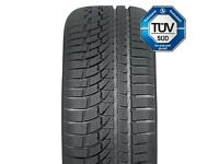 As New Set of 4 225/45 R19 Premium Winter Tyres Made in Finland Nokian WR A4