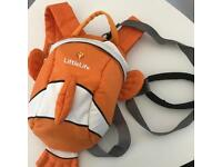 **SOLD** Baby backpack with strap