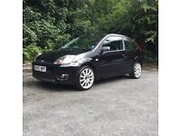 Ford Fiesta ST '07 ONLY 58000 MILES Devon Vehicle Salvage damaged salvage spares repair project race