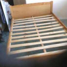 double bed can deliver