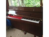 Lovely piano.