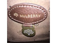 Mulberry bag men's new 100% authentic. CAN DELIVER