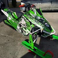 2014 Arctic cat m8000