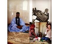 Professor Samba - African Spiritual Healer, Clairvoyant, Love Rituals & Spells