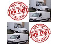 Man and van call us for free cheap quotes