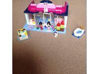 LEGO FRIENDS HEARLAKE PET SALON