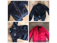 Jackets x4