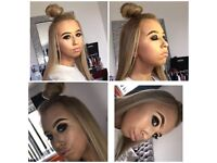 Full face of makeup £20